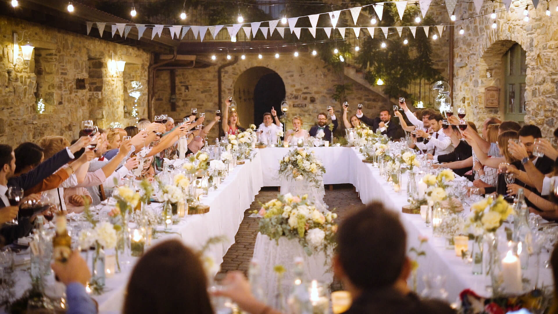 Wedding Film in Podere Conti Tuscany 3