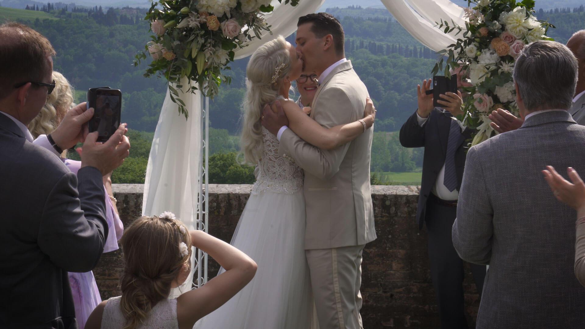 Wedding Film Il Pratello Tuscany -1 Giuseppe e Anna Lilja