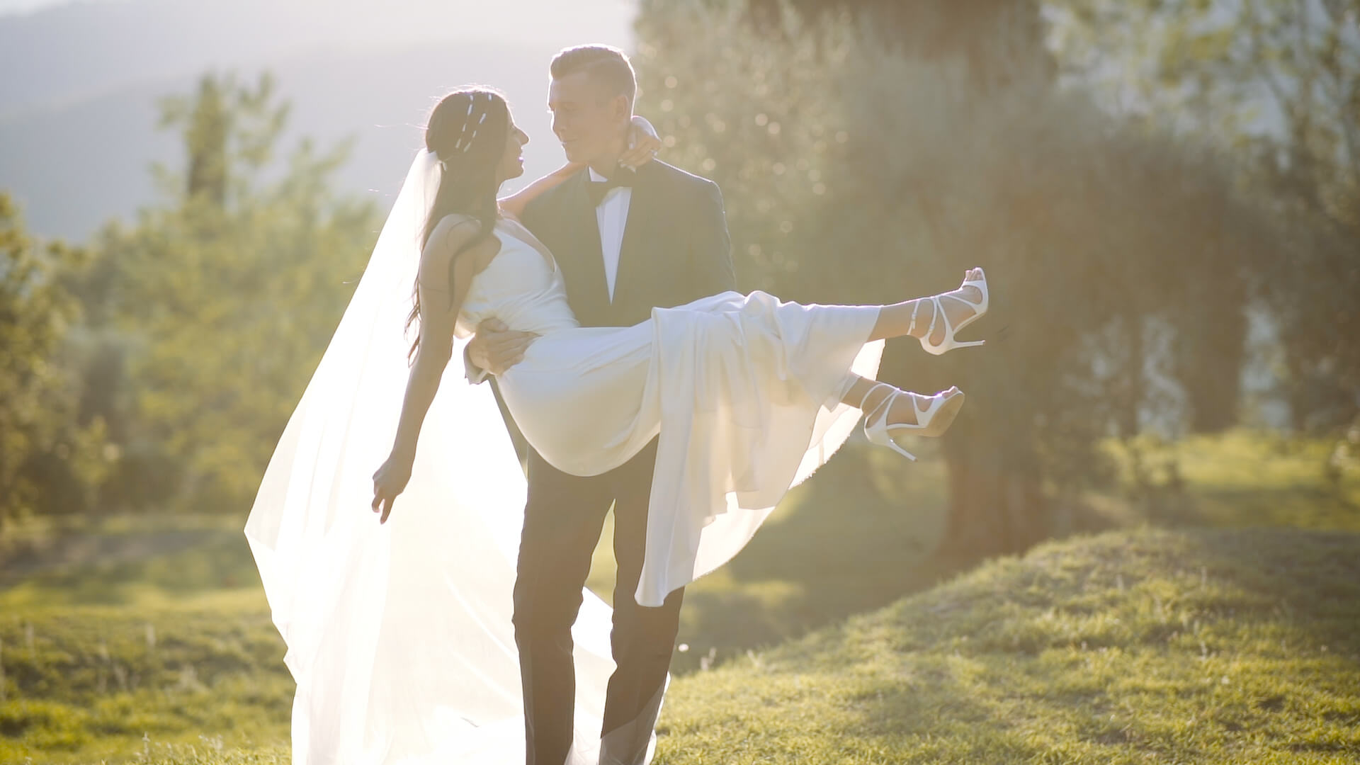 Italy Destination Wedding Videographer