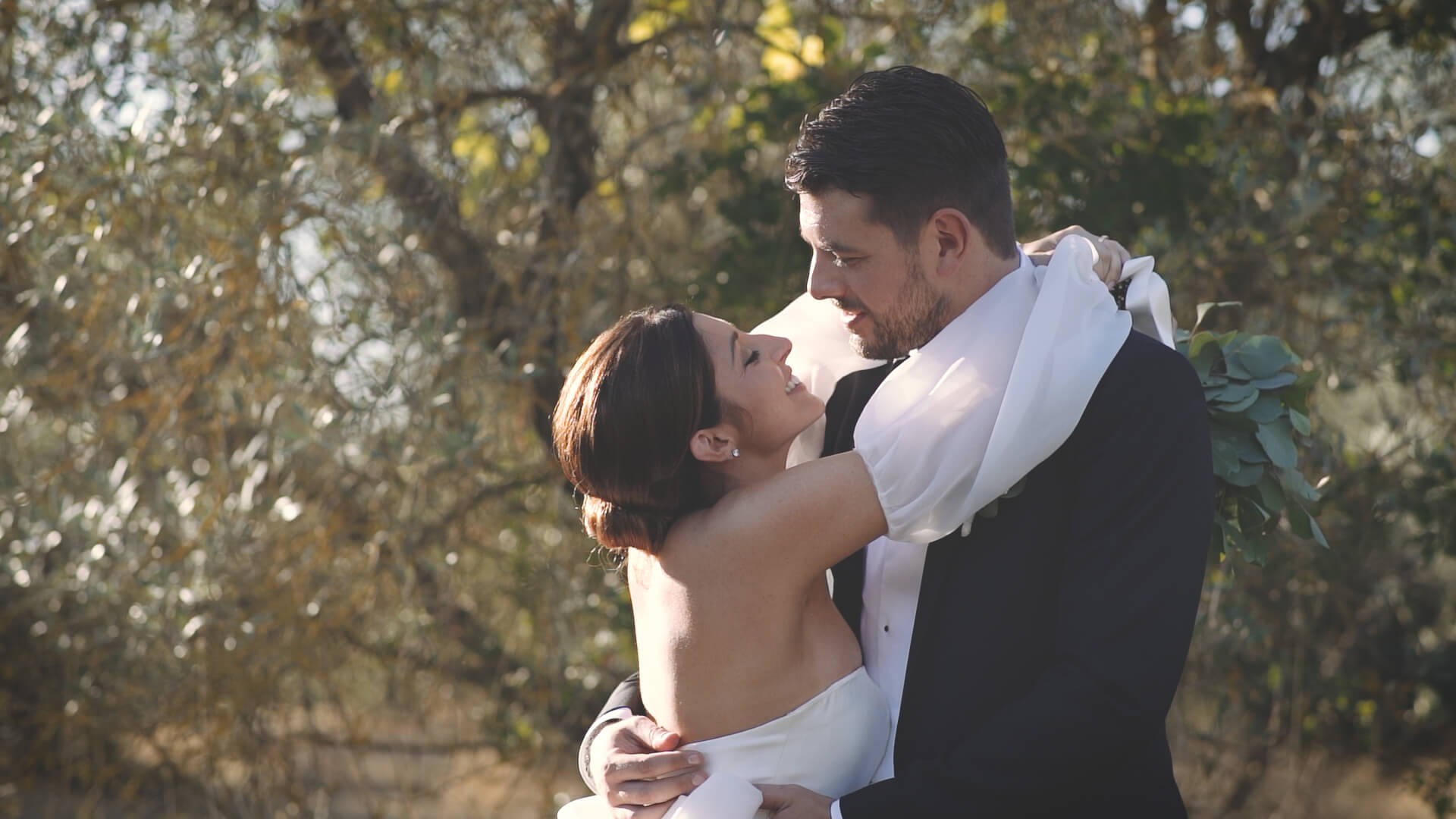 Wedding Film in Chianti Tuscany 1